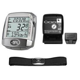 CicloSport CM8.2 Blackline+ HF Set Textile Transmitter Belt+ Cadence set