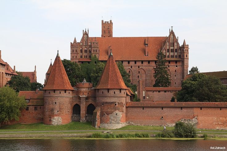 Znalezione obrazy dla zapytania malbork zamek
