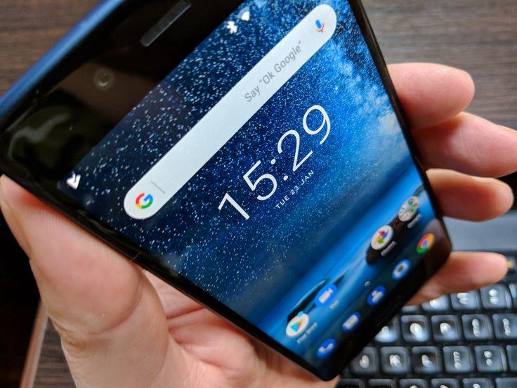 Nokia 8: OS, UI, aplicaţii curate, pe bază de Android stock, rapid actualizat la Oreo