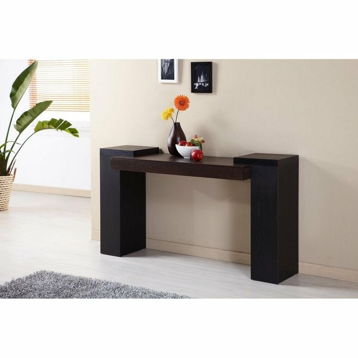 Furniture Of America Modal Two Tone Console Table   Overstock™ Shopping    Great Deals On Furniture Of America Coffee, Sofa U0026 End Tables