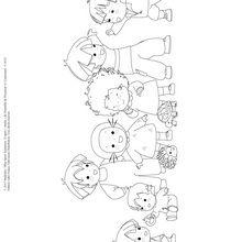 emilie colorier en ligne coloriage coloriage dessins animes coloriage emilie