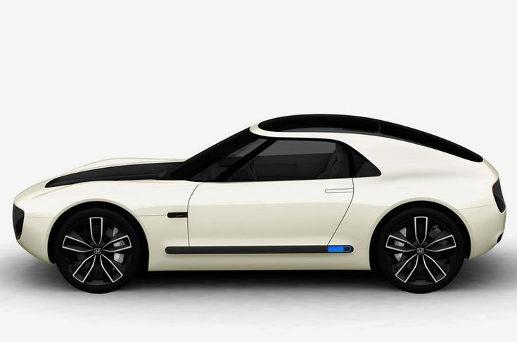 Amazing Honda's sports EV concept – Fubiz Media
