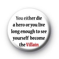 Best quote from the Dark Knight