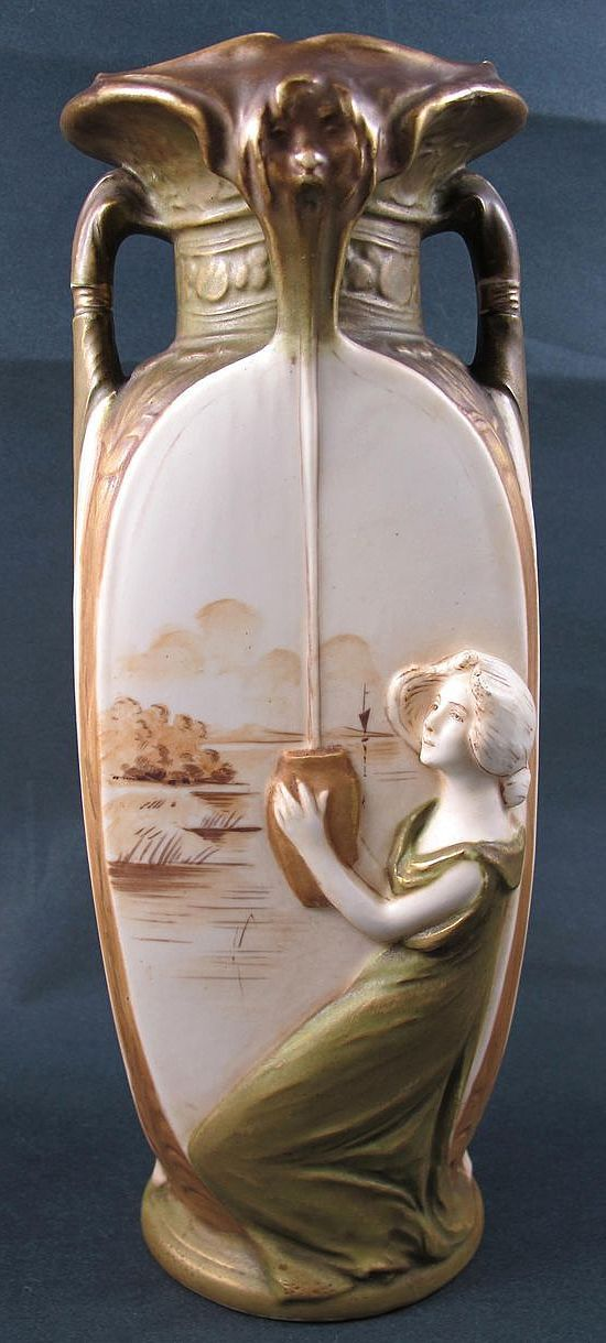916 Best Vases Images On Pinterest Flower Vases Vases And Art Nouveau