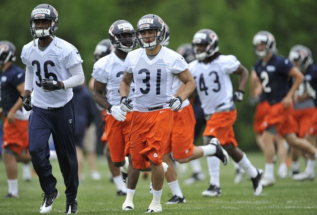 """Chicago Bears: Biggest Winners and Losers of Bears OTAs"" Bleacher Report (June 8, 2012)"