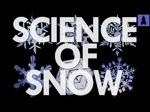 ▶ The Science of Snowflakes | It's Okay to be Smart | PBS Digital Studios - YouTube GREAT VISUAL ON THE MOTION OF WATER MOLECULES!!!