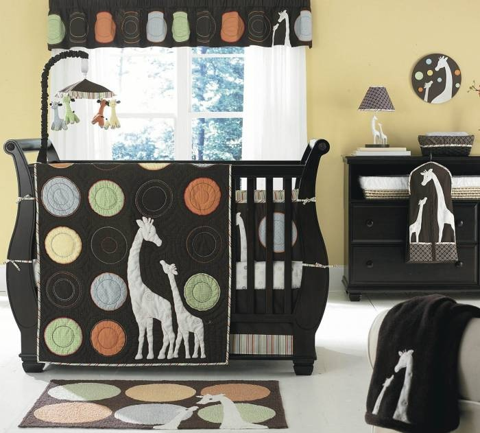 This WILL be my sons nursery bedding!