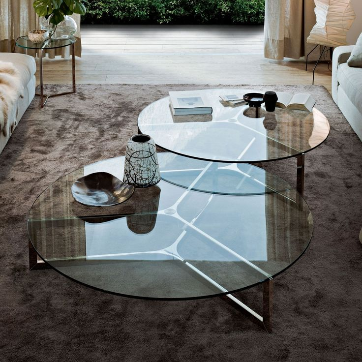 324 best Glass Coffee Tables images on Pinterest Glass coffee