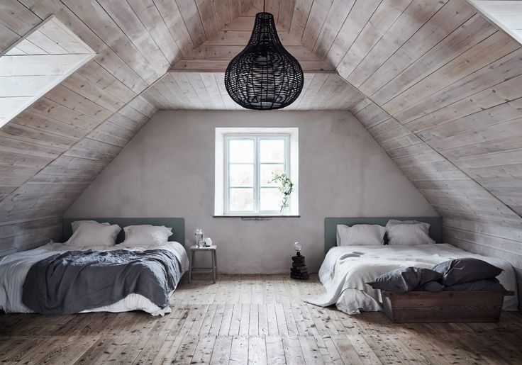 A Scandinavian Minimalist Country Home | Rue