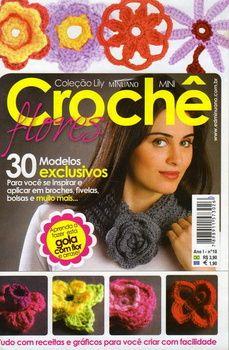 Croche flores. Комментарии : LiveInternet - Российский Сервис Онлайн-Дневников