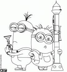 image result for colouring pages for teenage girls minions