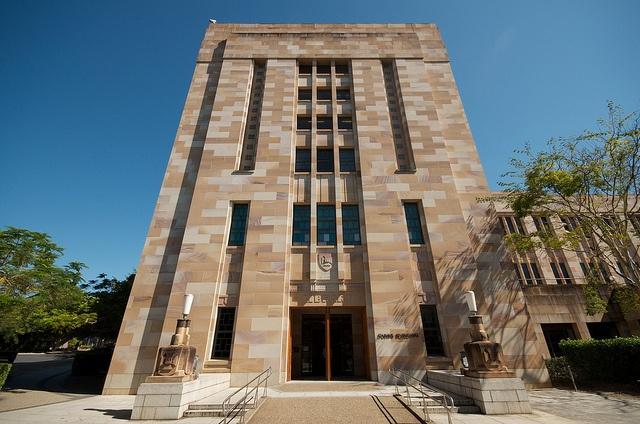 UQ Duhig Library