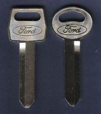 Ford Lincoln Mercury 1976 1977 1978 1979 1980 1981 1982 thru 1992 Key Blanks