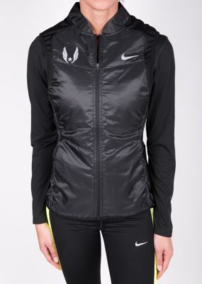 I Want This NOW! Nike USATF Women's Polyfill Running Vest