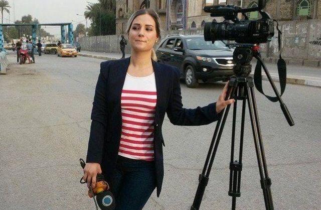 US Citizen, Press TV reporter dead in car crash near Syria 2 days after Turkey calls her a spy