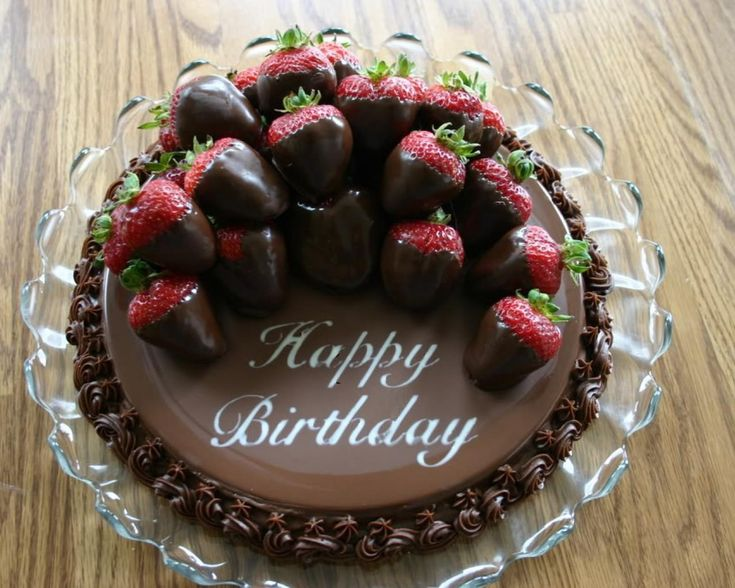 с днем рождения картинки шоколад что большинство