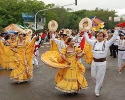 san juanero, bailes tipicos