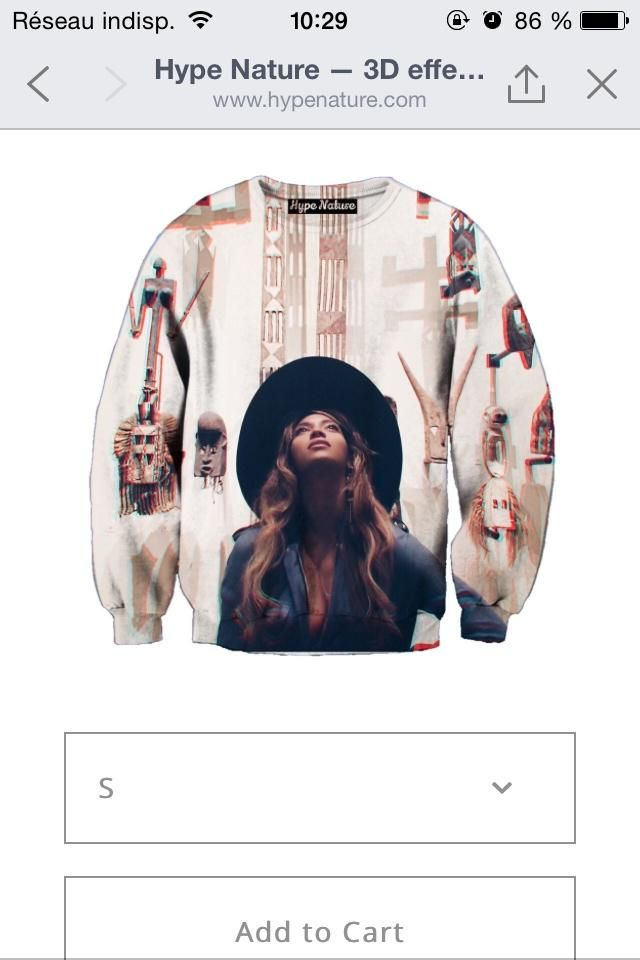 Beyonce Merchandise