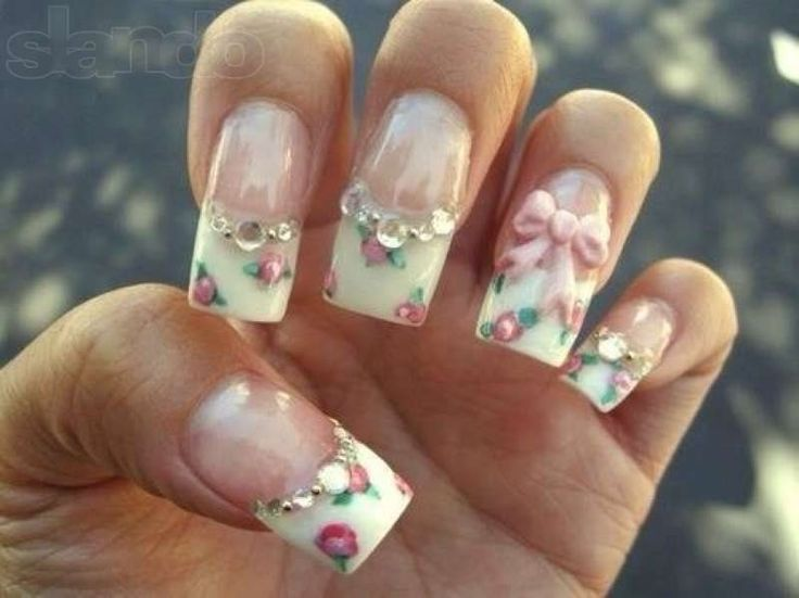 ✴✴✴〰Nail art 〰✴✴✴   Via Womenstime.net