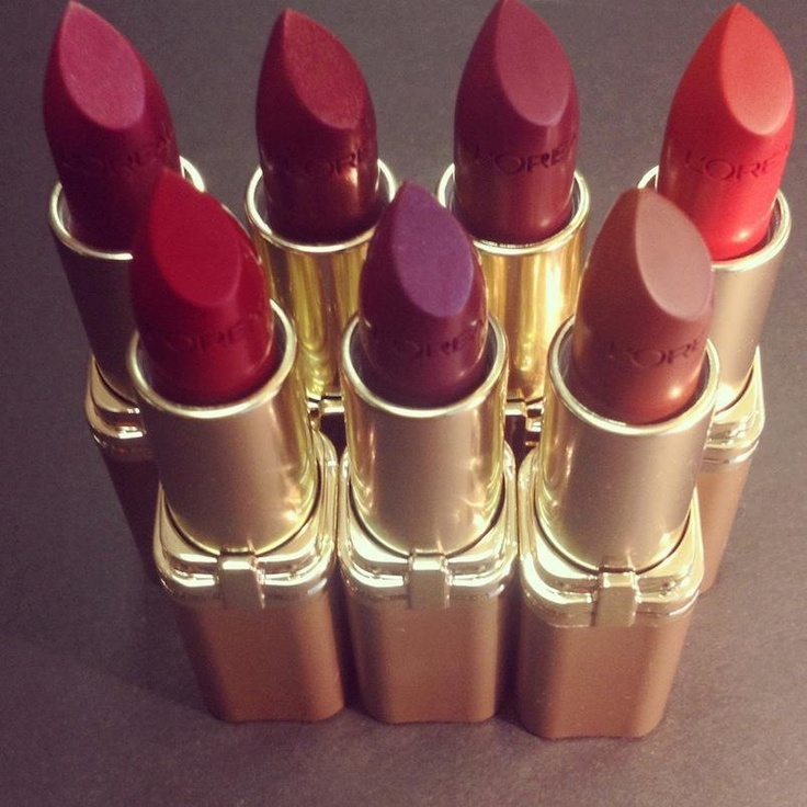 Loreal Lip Colors Accessories Pinterest Lips And Hair And Beauty