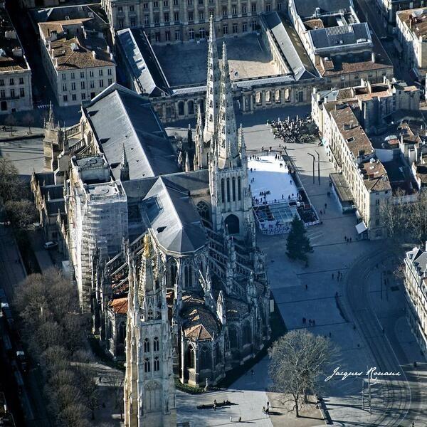 ✅ Centre historique de Bordeaux (33)