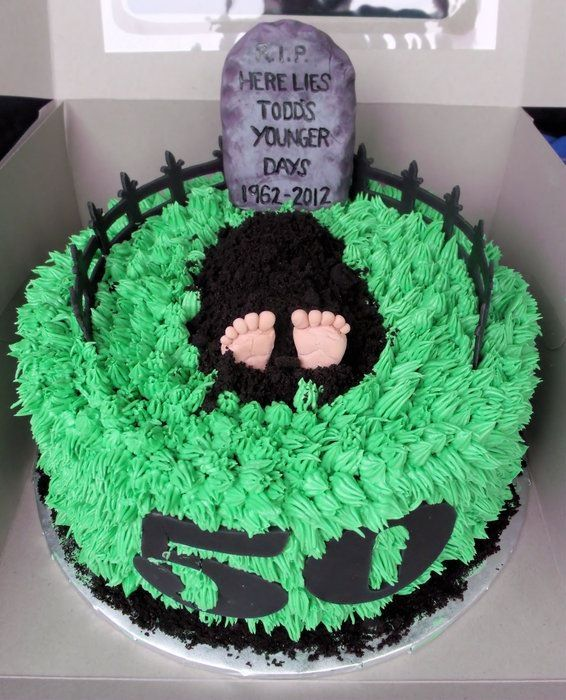 Male Milestones Birthday Cakes