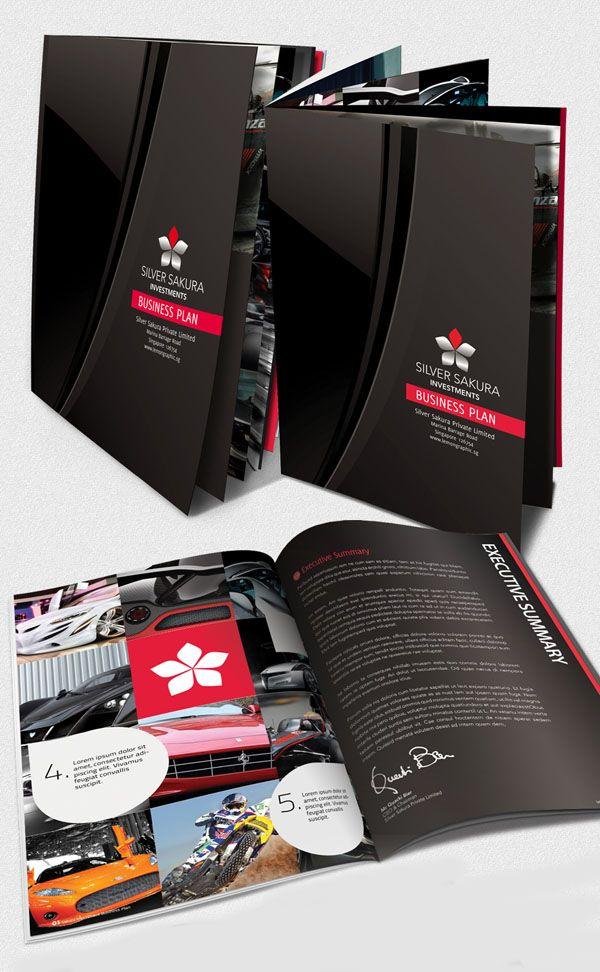 #brochure #design #ideas