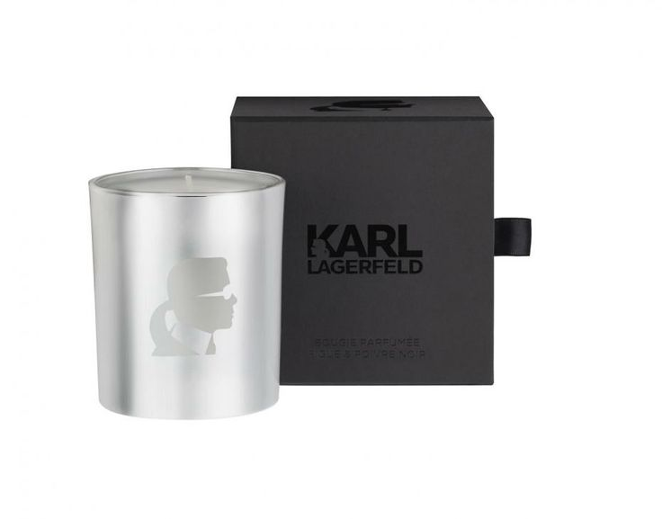In order to capture the World of Karl Lagerfeld in scent, perfumer John Paul London has created not one but three candles each with a distinctive scent: oriental, spicy and Woody. Fragrance with real character.