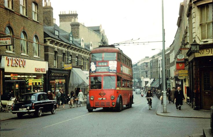 South Norwood High Street 1950s