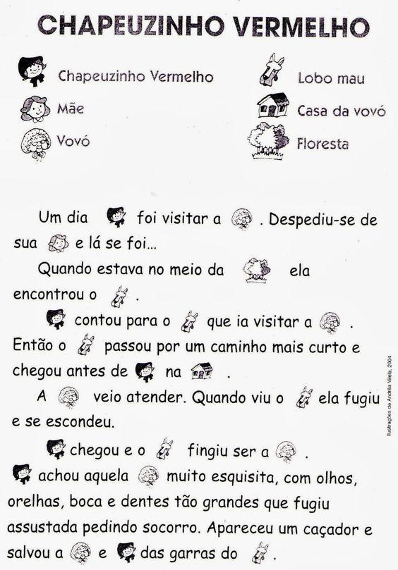 texto+enigm%C3%A1tico+Chapeuzinho.jpg (564×809)