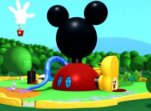 Mickey Mouse Clubhouse: Great Clubhouse Hunt • Animated Views