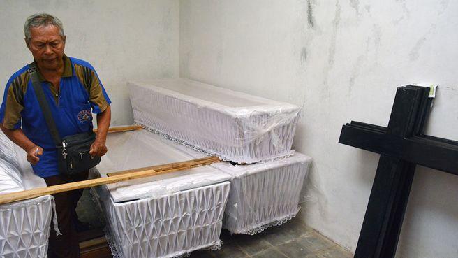 Chilling details revealed about Bali Nine executions - Yahoo!7 Bali nine #Balinine