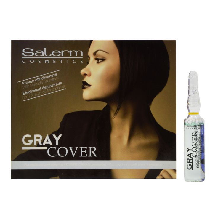 Salerm 0.17-ounce Cubre Canas for Resistant Coverage