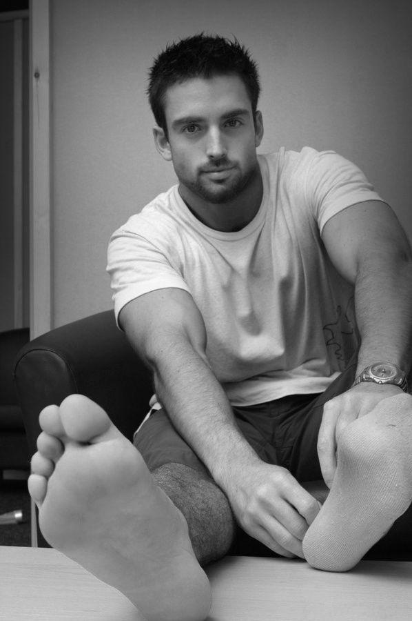 Black Gay Feet Man