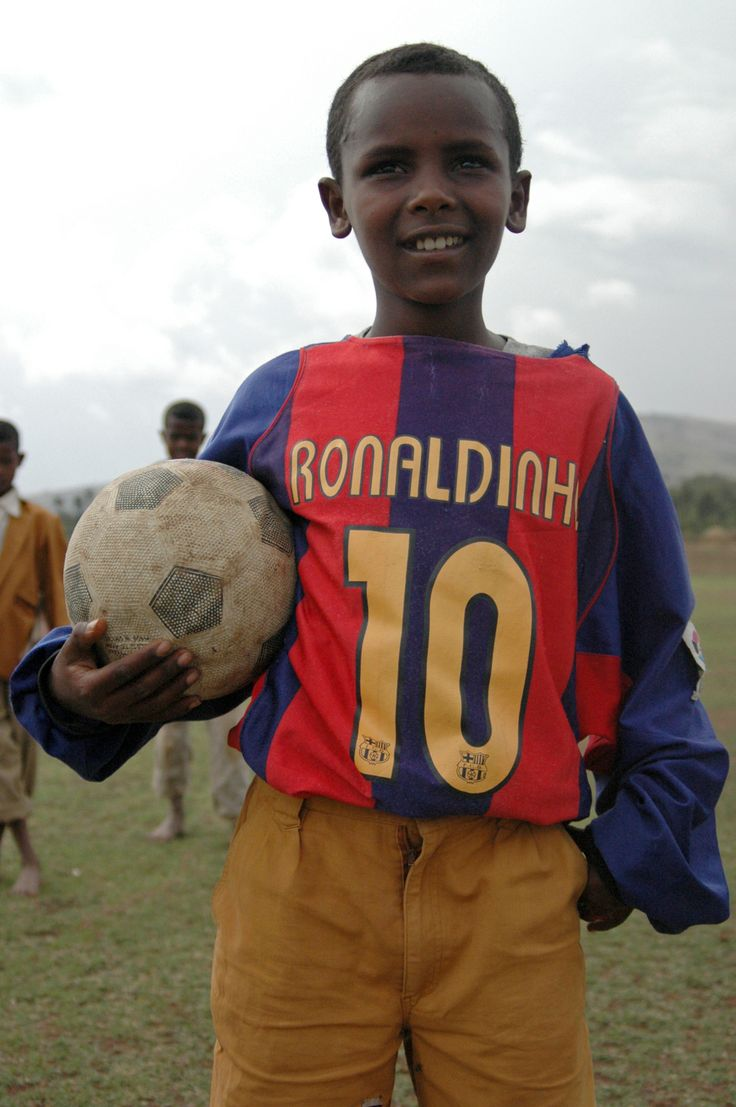 Help the World Cup Cookbook relieve the stress of disadvantaged kids by giving the gift of the beautiful game http://worldcupcookbook.com/buy