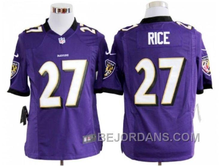 http://www.bejordans.com/free-shipping-60-off-nike-baltimore-ravens-27-ray-rice-purple-game-jerseys.html FREE SHIPPING ! 60% OFF! NIKE BALTIMORE RAVENS #27 RAY RICE PURPLE GAME JERSEYS Only $20.00 , Free Shipping!