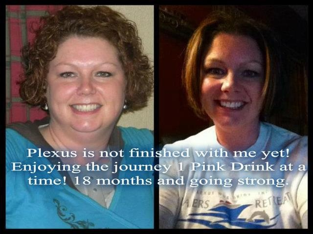 Tammy Woodwick shares her Before and After Photos Plexus is changing lives!!!  60 day money back guarantee!  Order now! Ambassador # 366178 www.beckyodom.myplexusproducts.com
