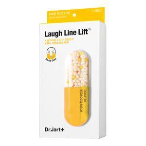Dermask Spot Jet Laugh Line Lift - Patchs lèvres et rides du sourire de Dr.Jart…