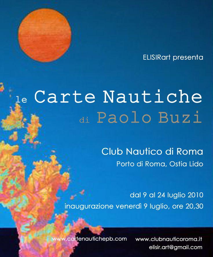 Le CARTE NAUTICHE di PAOLO BUZI