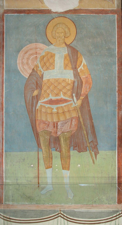 Dionisius, Great Martyr Menas, The Virgin Nativity Cathedral, Ferapontov Monastery