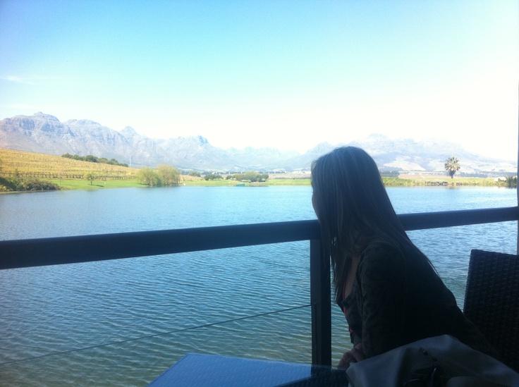 Restaurant @ Asara Wine Estate, Stellenbosch, South Africa