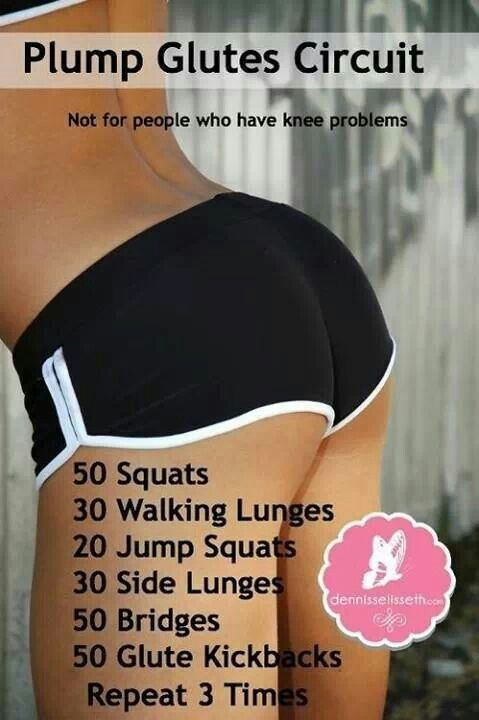 Did this workout and I was sore as hell the next day wow. I really recommend this for the ladies who want that booty . I did see a difference with my butt, amazing.
