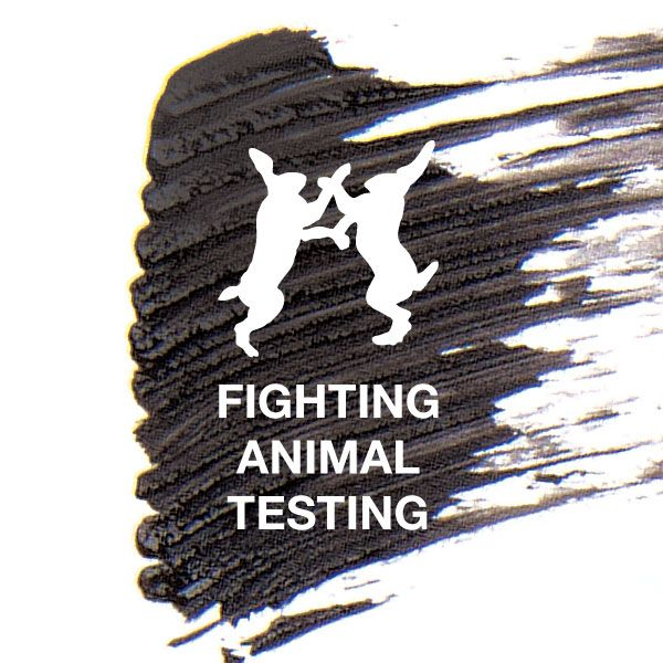LUSH Cosmetics: Fighting animal testing for over 30 years.
