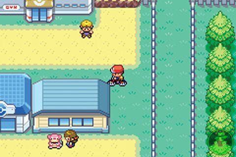 It39;s Mine: Pokemon Fire Red