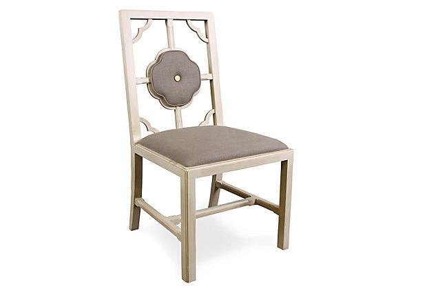 Anna Side Chair on OneKingsLane.com