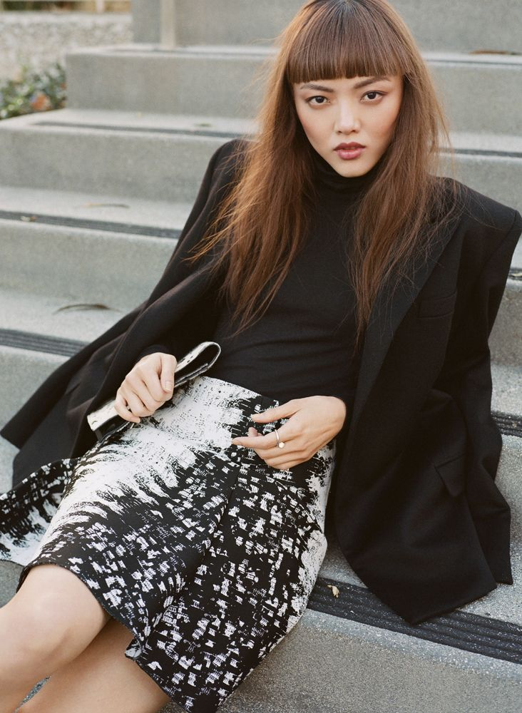 ... Magazine - Rila Fukushima Lula - Gia Coppola Teenage Cowboys Vogue Japan ...