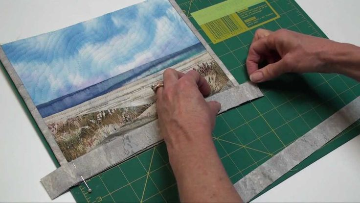 How To Make A Quilt Binding With Butted Corners Quilt