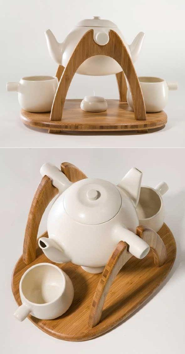 Tea For Two par Mark Huang