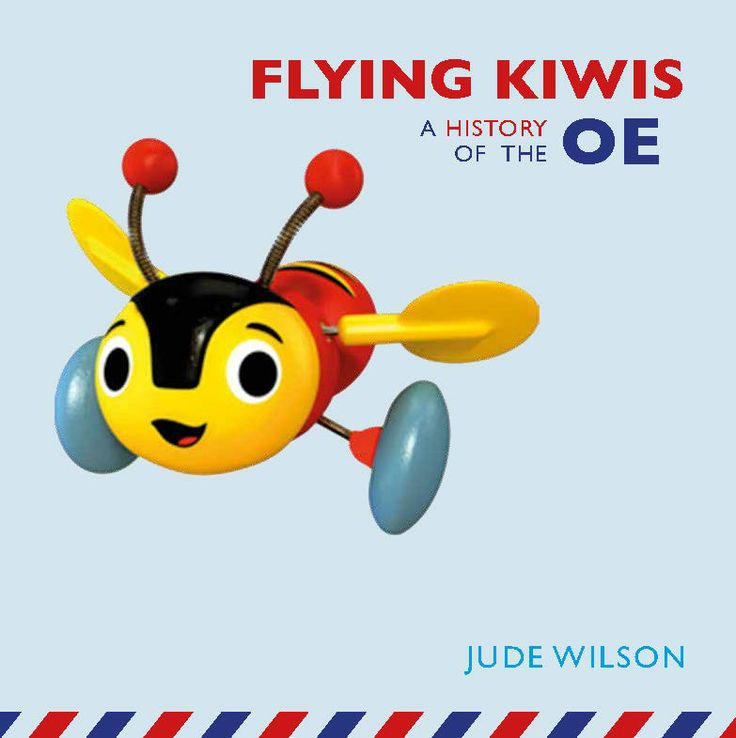 Flying Kiwis cover by Jude Wilson