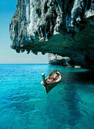 Travel to...?   -Kho Phi Phi Don (Tailandia)